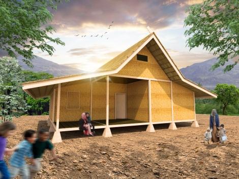60+ Gambar Rumah Adat Khas Jawa Barat Gratis Terbaik